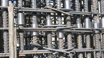 مزایای اتصال مکانیکی آرماتور نسبت به اورلپ